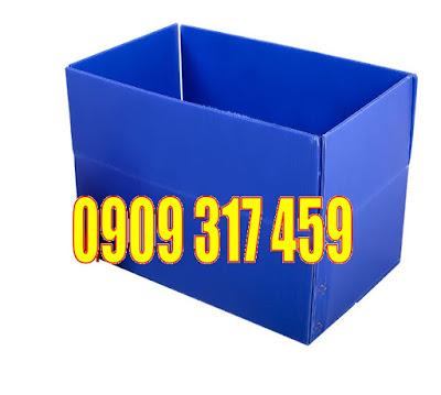 thùng nhựa carton, thung nhua danpla, thung nhua pp