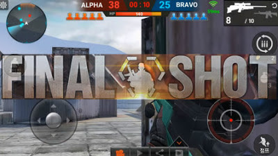 Final Shot, Game FPS Android Terbaru Netmarble