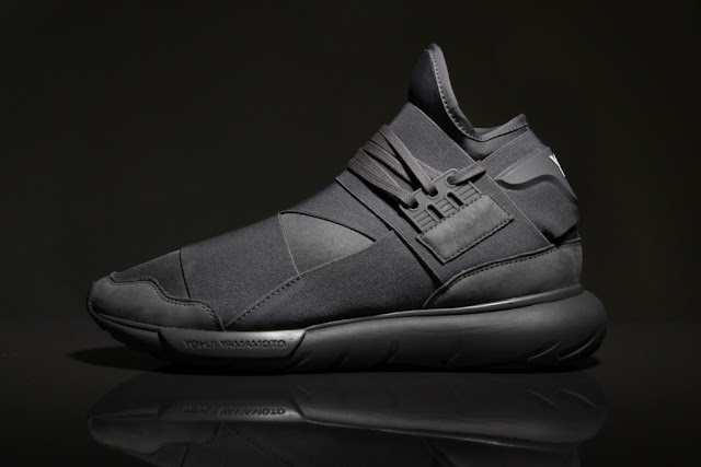 adidas Y3 Qasa High Vista Gris Planet of the Sanquon