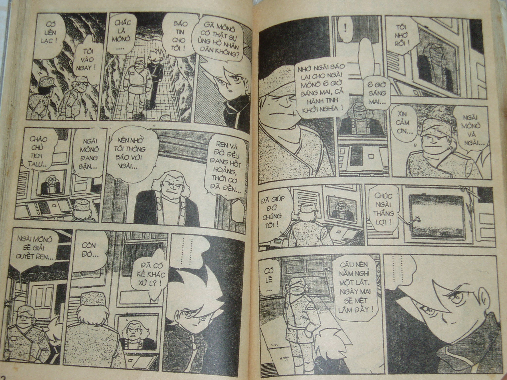 Siêu nhân Locke vol 18 trang 35
