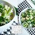 Sałatka grillowa z brokułami i kremowym sosem ,,majonezowym''.
