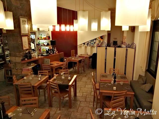 "interni ristorante ""Arcoriccardo"" a Trieste"