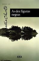 Livro para ler no verão As Dez Figuras Negras de Agatha Christie