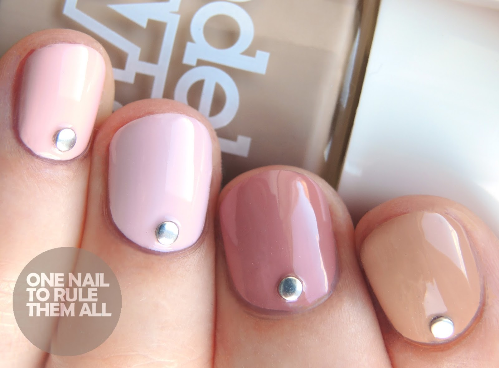 One Nail To Rule Them All: Models Own Dare To Bare Collection ...