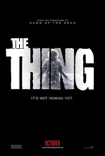 Póster de The Thing (La cosa)