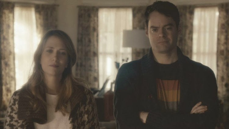 Maggie (Kristin Wiig) and Milo (Bill Hader) in The Skeleton Twins.