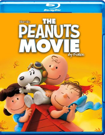 The Peanuts Movie 2015 BRRip 480p 250mb ESub hollywood movie the peanuts movie 480p 250mb compressed small size brrip free download or watch online at world4ufree.cc