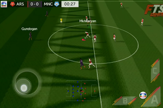 FTS New FIFA 13.0 Mod APK OBB+Data by FTSGamer