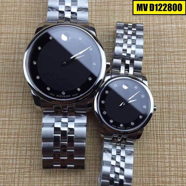 Đồng hồ đeo tay Movado Đ122800