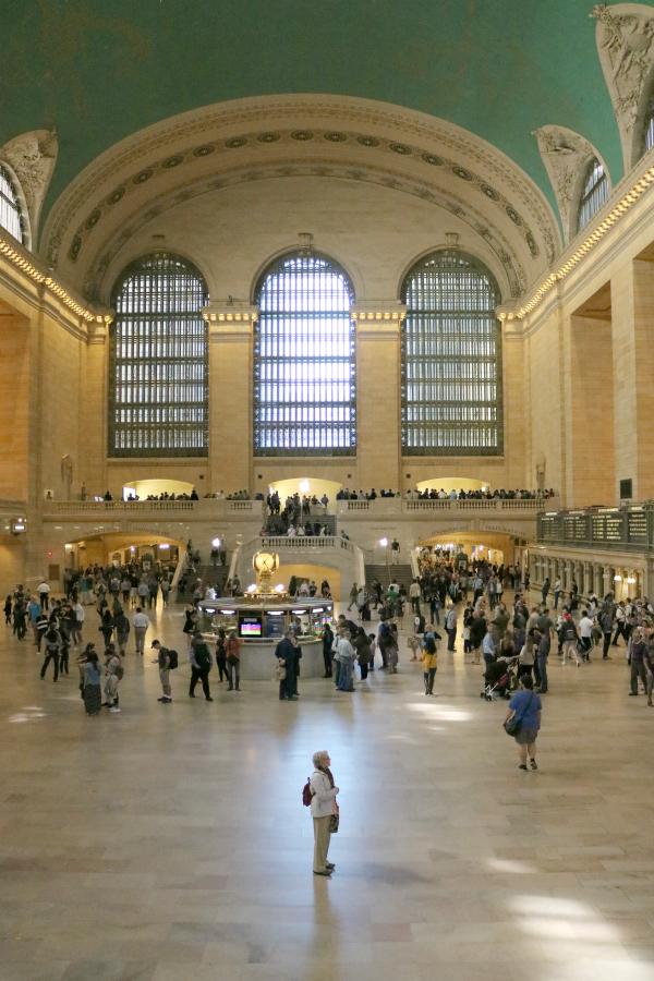Ein Ausflug nach Washington D.C.und noch ein paar Tage in New York | Central Station New York