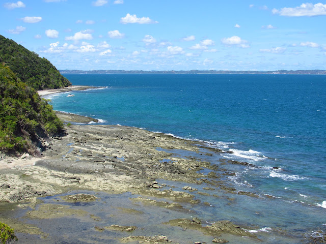 ilha dos frades praia de viração
