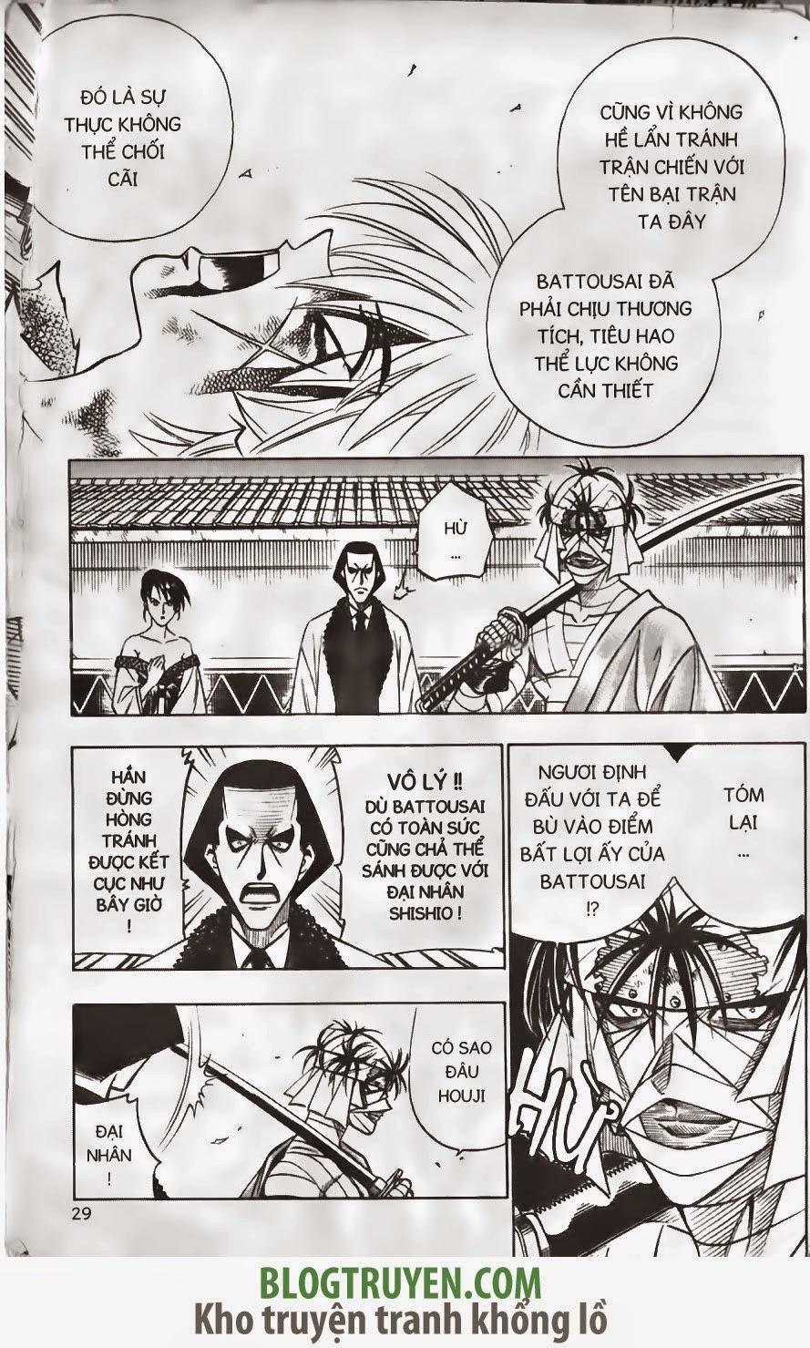 Rurouni Kenshin chap 140 trang 4