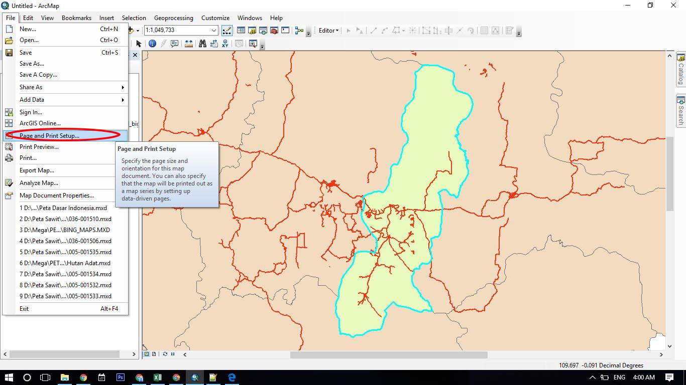 Mampu mencetak dalam kecepatan tinggi dalam. Skala Peta Indonesia Di Kertas A3 Rahman Gambar