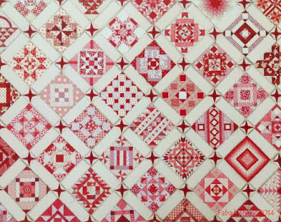 Red & White Nearly Insaane Contemporary
