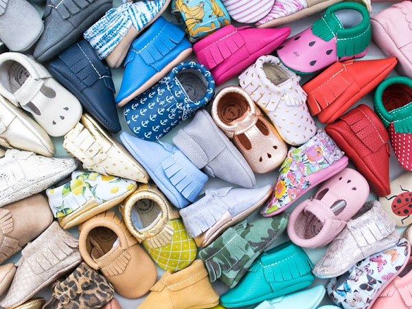 Get the Kids Ready for Summer with Moccs & More from Freshly Picked #Giveaway