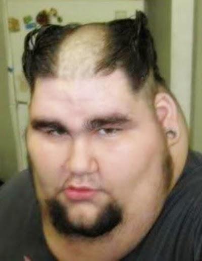 Foto Rambut Pria Yang Memiliki Gaya Rambut Lucu, Unik Dan ...