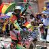 Chavo Salvatierra se mete en el top 10 en motos