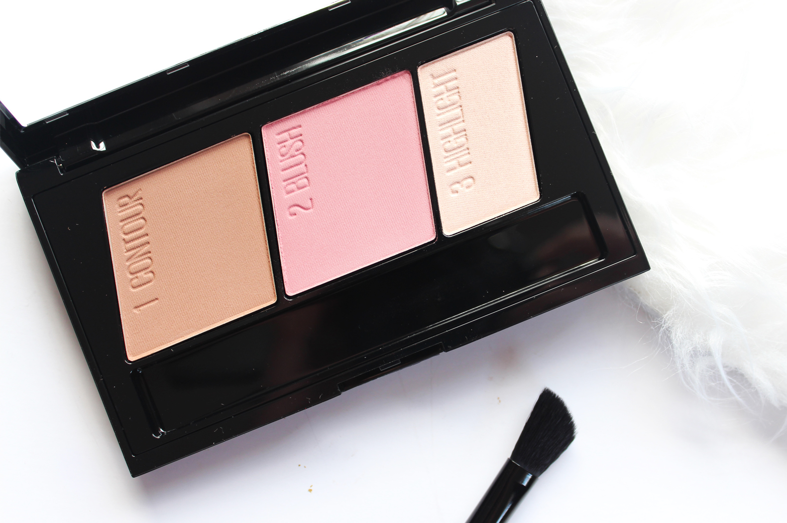MAYBELLINE | Master Contour by Face Studio Kit - Review + Swatch - CassandraMyee