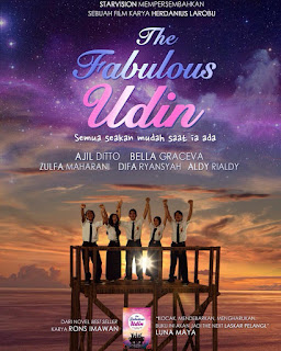 Download Film The Fabulous Udin (2016) WEB-DL
