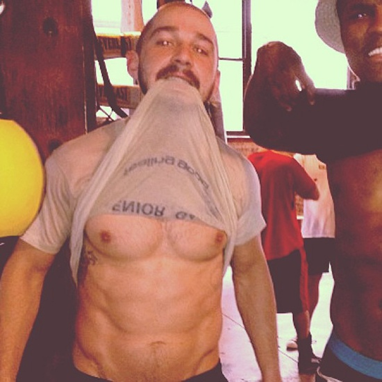 Shia LaBeouf Workout and Diet Secret | Muscle world