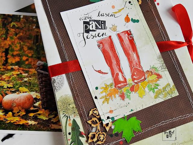 1646. Album w jesiennych kolorach