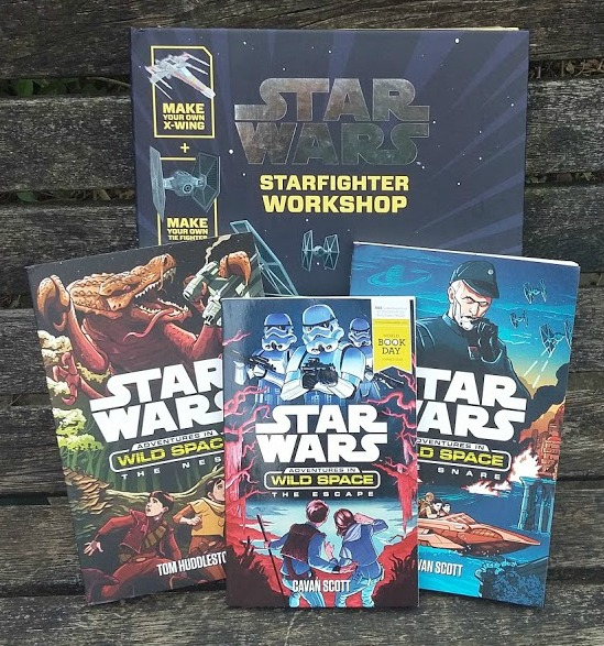 Star Wars and World Book Day - Review and Giveaway
