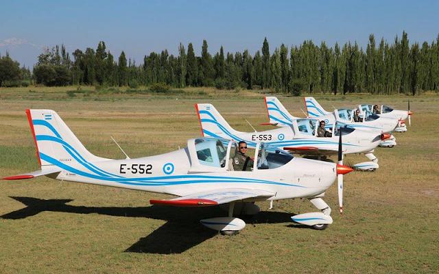 Resultado de imagen para Tecnam P2002JF Sierra + Fuerza Aerea