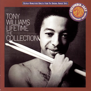 Tony Williams Lifetime - 1992 - The Collection