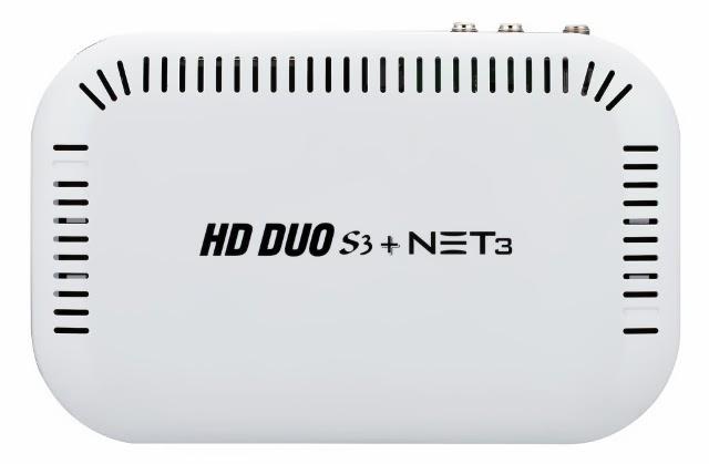 ATUALIZAÇÃO HD DUO S3 / NET3 – v 240 – 07/02/2014
