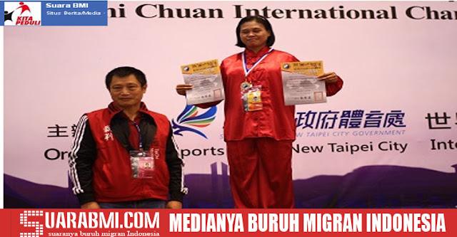 TKW Taiwan Ini Sabet 4 Medali Emas di World Cup Tai Chi Chuan International Championship 2016, Ia Telah Kumpulkan 40 Medali Emas