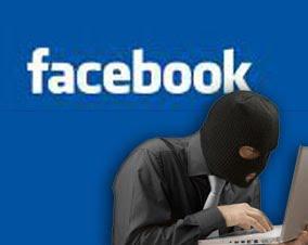 معرفه اذا كان حسابك على الفيسبوك مخترق ام لا بنقرة واحدة Facebook