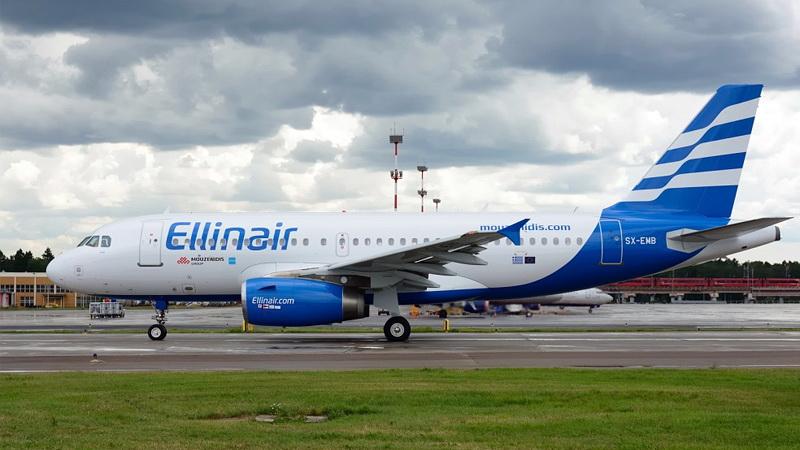 Νέα δρομολόγια της Εllinair από Καβάλα προς Μόσχα και Αγία Πετρούπολη