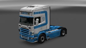 Mike Kok Skin for Scania RJL