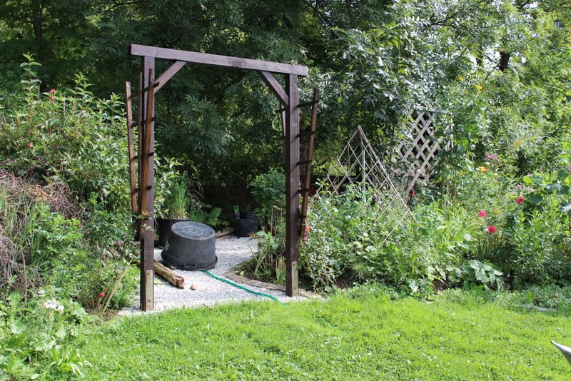 wildes gartengl ck garten im august. Black Bedroom Furniture Sets. Home Design Ideas