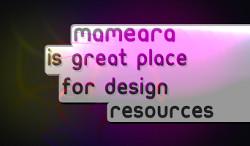 contoh font keren