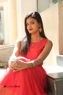 Telugu Actress Anusha Stills at Dhyavudaa Movie Teaser Launch  0035.JPG