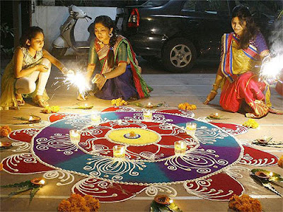 Diwali Celebration India
