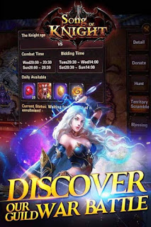 Song of Knight Apk v1.1.6 Mod (God Mode/One Hit Kill & More)