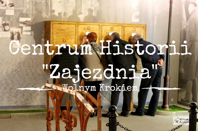 Centrum Historii Zajezdnia we Wrocławiu