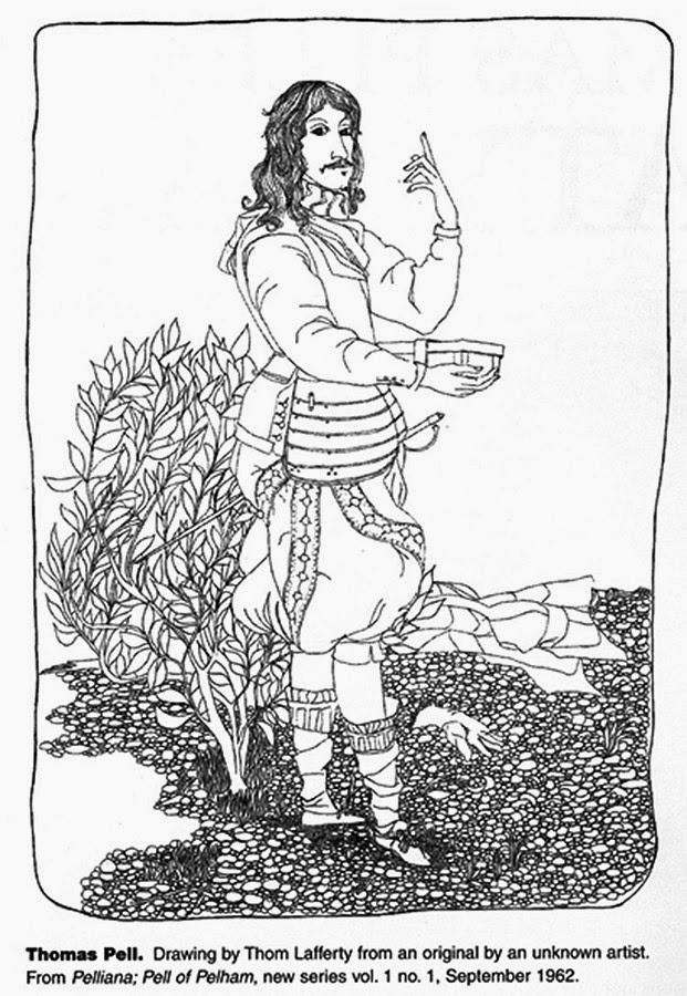 Historic Pelham: John Banks, One of Two Executors of the