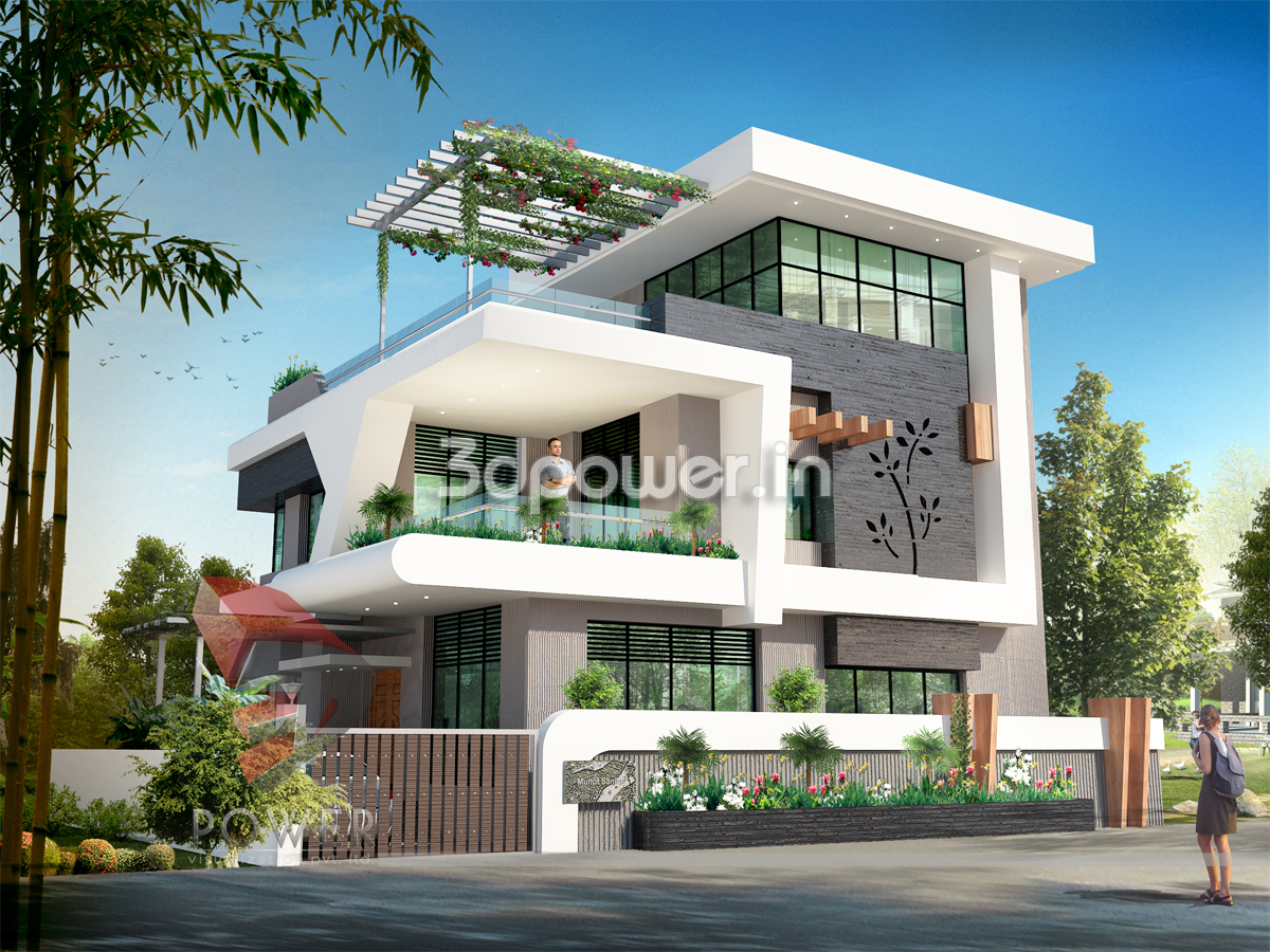 Home design minimalist 20 bungalow designs for Minimalist bungalow