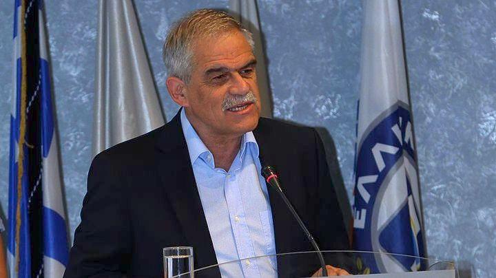 Δήλωση-βόμβα από Ν.Τόσκα: «Θα προσλάβουμε Αλβανούς, Πακιστανούς, Αφγανούς και λοιπούς αλλοδαπούς στην Ελληνική Αστυνομία»