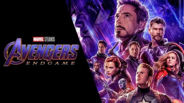 Avenger End Game 2019 Hindi Org DD 5.1 Dual Audio 1080p 720p 480p HD BRRip Esub