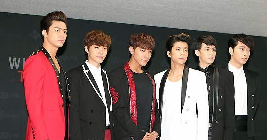 2PM to Comeback in First Half of This Year ~ K-POP STREAM ...  2pm 2014 Comeback