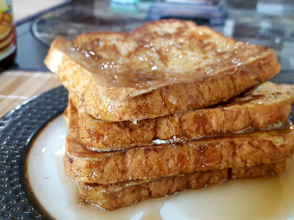 The Easiest French Toast Ever