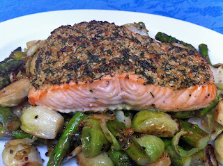 The perfect salmon