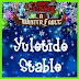 Farmville A Winter Fable Farm - Yuletide Stable Self Contained Crafting