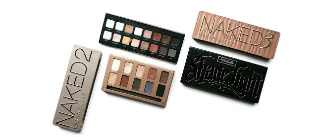 Create Your Own Eyeshadow Palette Tag