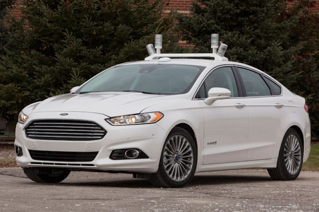 Ford to make vehicles with no steering wheel, brakes or accelerator
