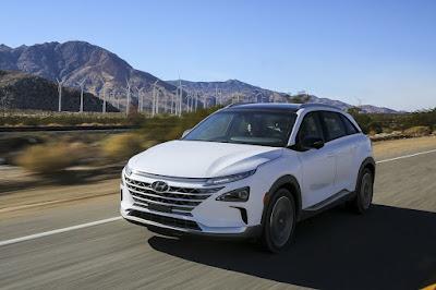 Nouveau Hyundai NEXO 2019 - Caractéristiques, Prix, Date de Sortie